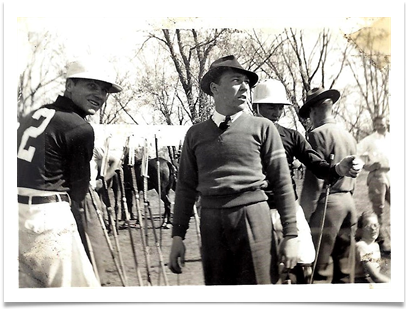 March 1, 1939 Polo Match vs Texas A&M