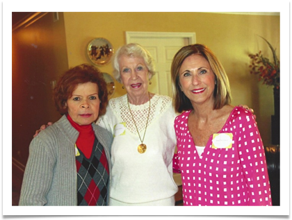 OMA Ladies Luncheon with Margaret Inhofe and Mary Faulkner