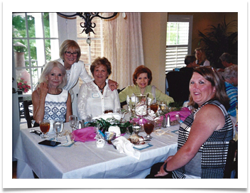 The Ladies Luncheon