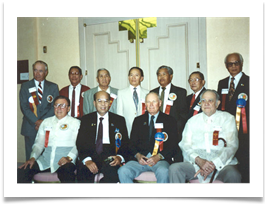 Philippine Scouts Heritage Society Reunion - 1989