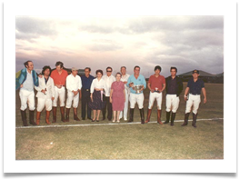 26th Cavalry Memorial Polo Team