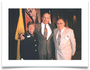 Lt. General Mike and Barbara Nelson