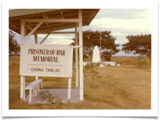 POW Camp Memorial, Capas, Tarlac, PI